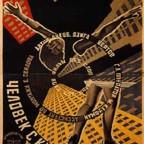 Chelovek kinoapparatom – El hombre de la cámara (1929)
