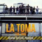 Oreretako Zine txiroan «La Toma» emanaldia eta solasaldia sindikatuekin