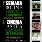 1ª Semana de Cine Economía Social y Solidaria / 1. Zinema Astea Gizarte Ekonomia eta Solidarioa