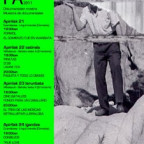 Dokumentalen mostrarako LUPA 2011  / Convocatoria muestra documentales LUPA 2011