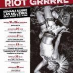 De grupis a riot grrrrl, semana sobre las mujeres en el rock y el punk
