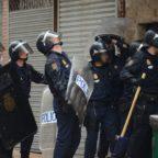 Desahucio violento en Móstoles por una deuda de 2500 euros
