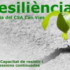 #ResiliènciaCV Una història del CSA Can Vies