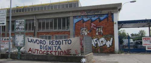 Ocupar, Resistir, Producir – RiMaflow, 2014